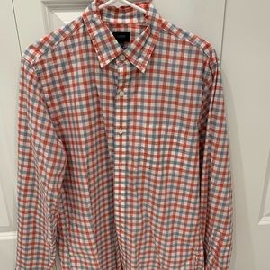 J Crew button up